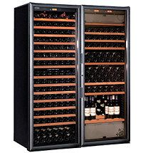 EuroCave Performance 500 Hybrid Wine Cellar