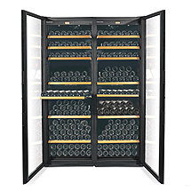 EuroCave Performance 500 Dual Zone Wine Cellar