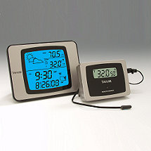 Taylor Wireless Temperature & Humidity Gauge