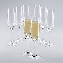 Fusion Classic Wine Glass Bonus Packs (Set of 6 + 2 Free)