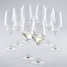 Fusion Classic Riesling / Sauvignon Blanc Bonus Pack (Set of 6 + 2 Free)