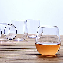 Indoor / Outdoor Wine Tumblers (Set of 4)