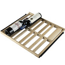 EuroCave Chamber Wine Cellar Rolling Shelf (Beech)
