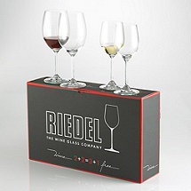 Riedel Wine Line 2+2=3+1 Free Wine Glasses (Set of 4)