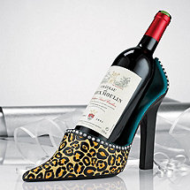 Stiletto Wine Bottle Holder