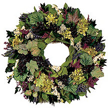 Wine Country Wreath