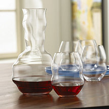 Riedel Swirl Glasses & Free Decanter