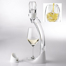 Personalized Vinturi White Wine Aerator Deluxe Gift Set