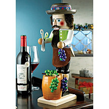 Steinbach German Vintner Musical Nutcracker