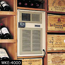 Breezaire WKE-4000 Wine Cellar Cooling Unit (Max Room Size = 1000 cu ft)