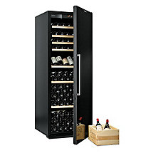 EuroCave Performance 283 Wine Cellar (Black - Mirrored Door)