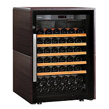 EuroCave Performance D�cor Collection 83 Wine Cellar (Dark Wood - Full Glass Door)