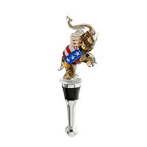 Political Bottle Stopper (Republican)