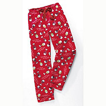 'Don't Drink and Decorate' PJ Bottoms