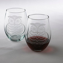 Hoo U Tumblers (Owl)