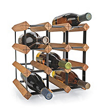 12 Bottle BOXX Wine Rack System
