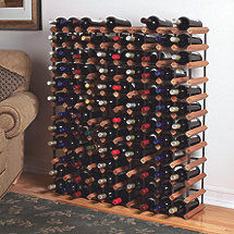 120 Bottle BOXX Wine Rack System