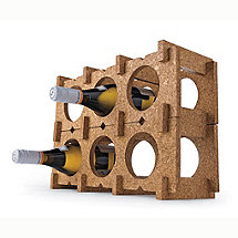 Cork Wine Rack