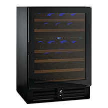 N'FINITY PRO 46 Dual Zone Wine Cellar (Glass Door Right Hinge)