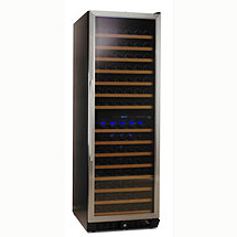 N'FINITY PRO 166 Dual Zone Wine Cellar