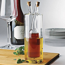 Wine Bottle Shaped Cruet