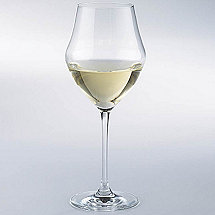 Fusion Whirl Chardonnay Wine Glasses (Set of 4)