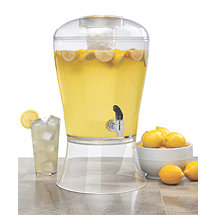 3 Gallon Beverage Dispenser with Ice Core