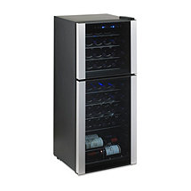 45-Bottle Evolution Series Dual Zone Wine Refrigerator