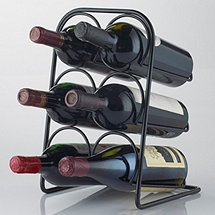 Pisa Wine Rack (6 Bottle)