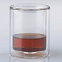 Steady-Temp Double Old Fashioned Glasses