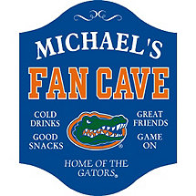 Florida Gators Fan Cave Sign