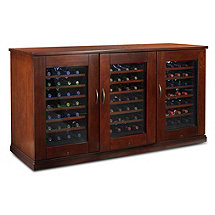 Trilogy Wine Cellar Credenza Mahogany (Outlet)