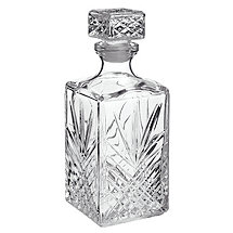 Selecta Decanter with Stopper