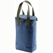 Capri Insulated Jute Tote Duo