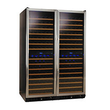 N'FINITY PRO 332 Double Door Wine Cellar