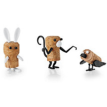 Corkers Animal Kit (Bunny, Monkey and Bird)