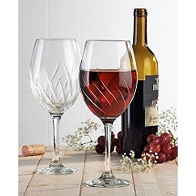 Aerating Wine Glasses (Set of 2)