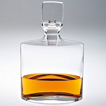 Badash Crystal Whiskey Decanter