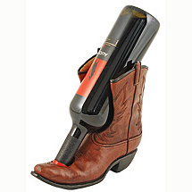 Cowboy Boot Bottle Holder