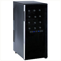 Wine Enthusiast 24 Bottle Touchscreen Dual-Zone Wine Cooler (Outlet B272030224)