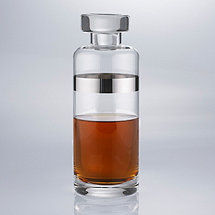 Madison Avenue Slim Whiskey Decanter