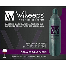 Wikeeps Cartridges (Set of 5)