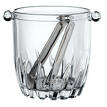 Bormioli Rocco Moncayo Mini Ice Bucket with Tongs