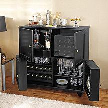 Segreto Folding Wine & Spirits Bar