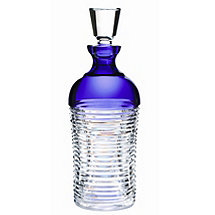 Waterford Mixology Circon Purple Decanter