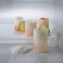 Himalayan Salt Shot Glasses (Set of 4)
