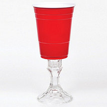 Solo Cup Wine Glass (Set of 4)