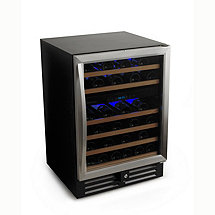 N'FINITY PRO 46 Dual Zone Wine Cellar Left Door (OUTLET)