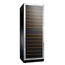 N'FINITY PRO 187 Dual Zone Wine Cellar (Stainless Steel Door Left Hinge)(Outlet)