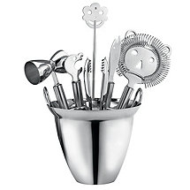 WMF 7 Piece Stainless Steel Bar Set